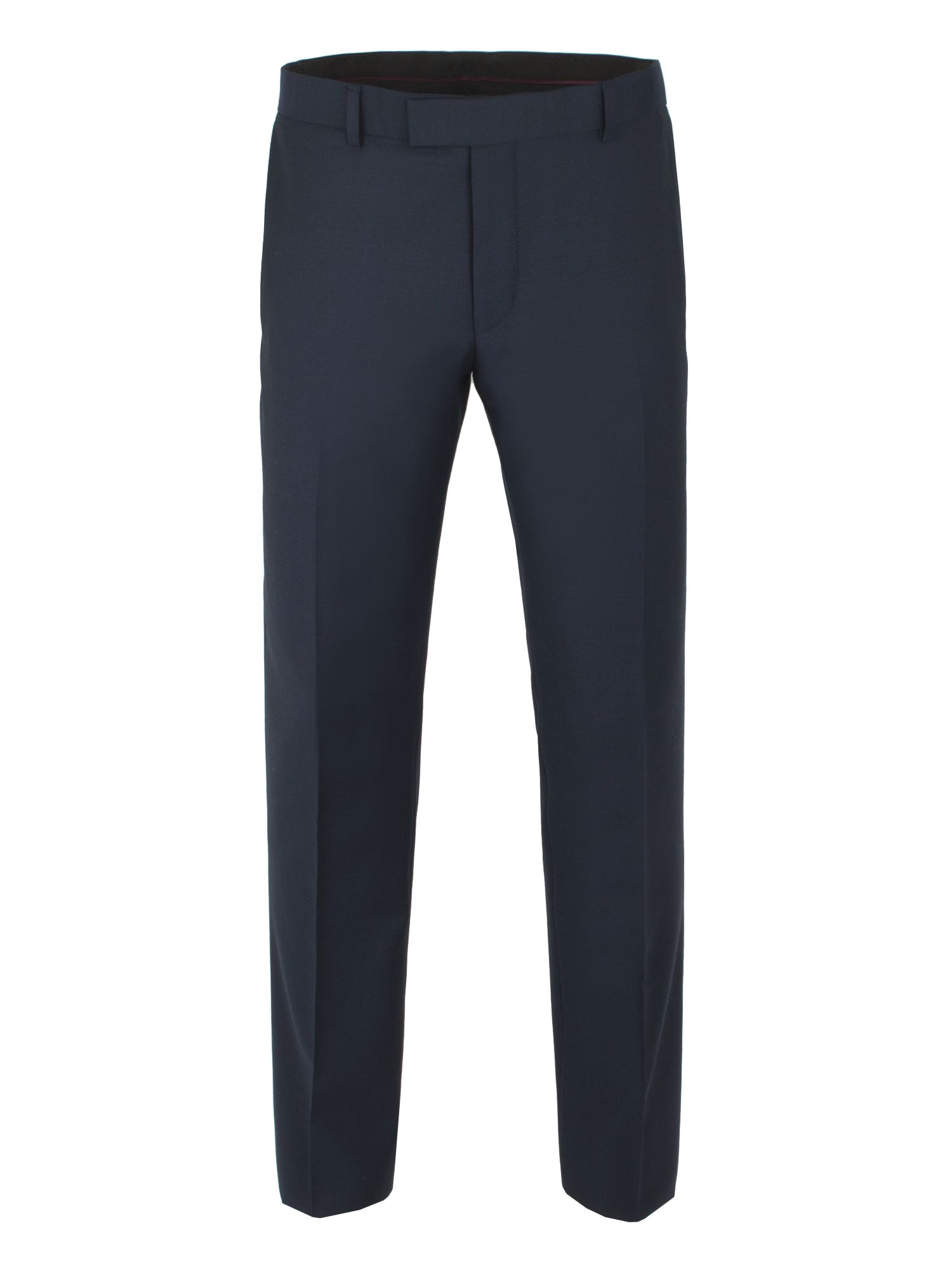 Alexandre of England Men's Alexandre of England Euston Pindot Suit Trousers, Navy
