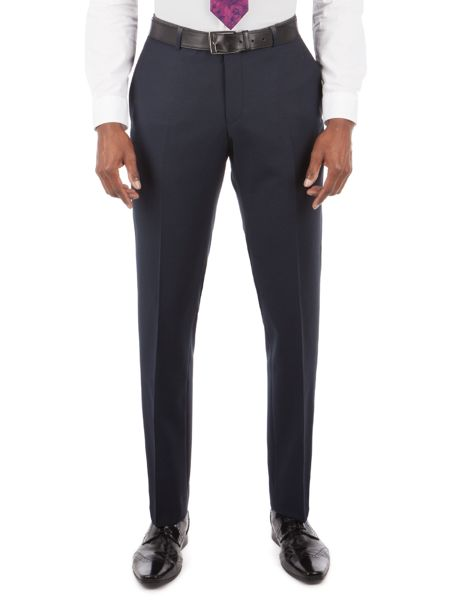 Alexandre of England Euston Pindot Suit Trousers