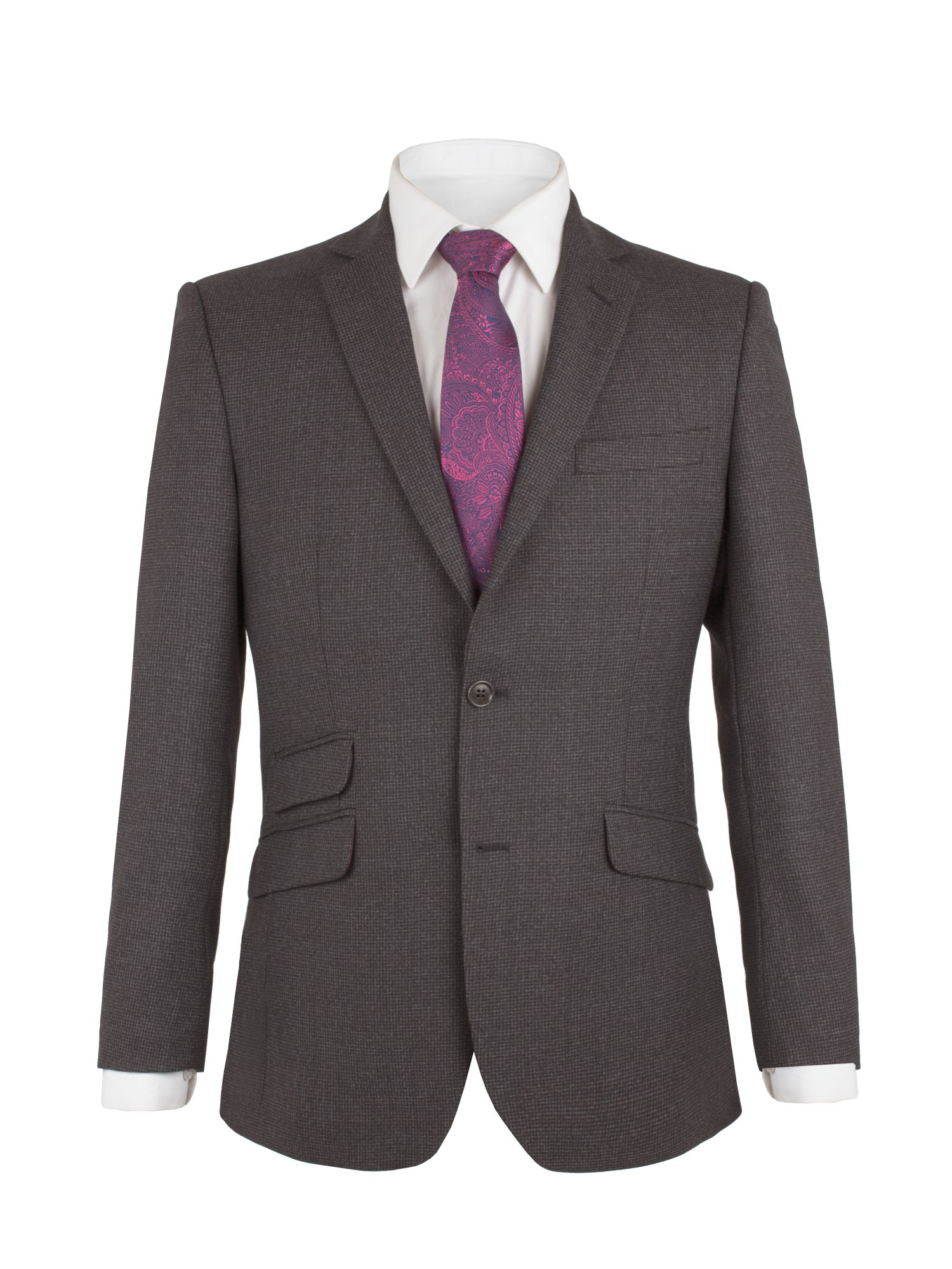 Alexandre of England Men's Alexandre of England Grove Suit Jacket, Charcoal