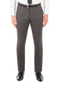 Ben Sherman Smoked Pearl British Tweed Camden trouser