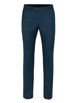 Teal Pick And Pick Camden Trousers