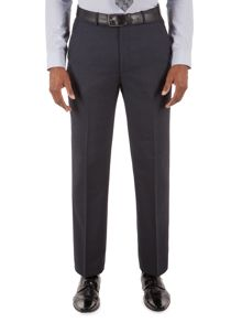 Pierre Cardin Blue Pow Check Trouser