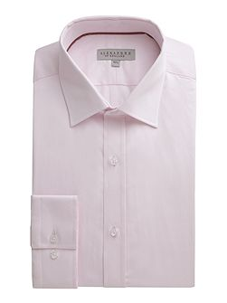 Pink Sateen Shirt