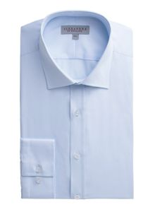 Alexandre of England Blue Sateen Shirt