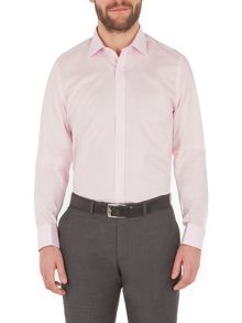 Alexandre of England Pink Floral Jacquard