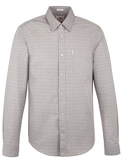 End On End Gingham Shirt