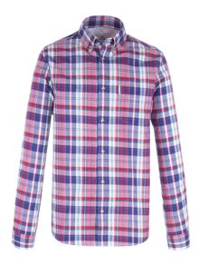 Ben Sherman Long Sleeve Mod Check