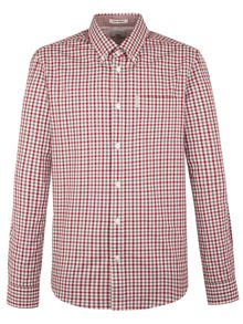 Ben Sherman Long Sleeve House Gingham Shirt
