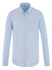 Ben Sherman Long Sleeve Classic Oxford