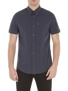 Ben Sherman Short Sleeve Gingham
