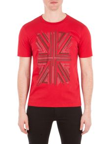 Ben Sherman Union Jack Graphic Tee