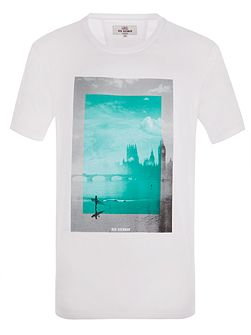 London Surfing Tee