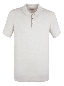Cotton Short Sleeve Polo