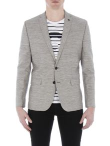 Ben Sherman Cotton Linen Blazer