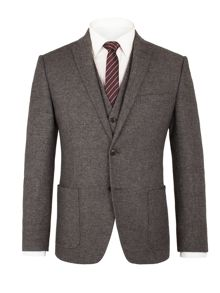Limehaus Grey Donegal Jacket