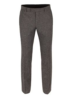 Grey Donegal Trouser