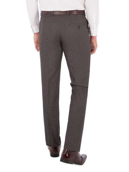 Limehaus Grey Puppytooth Trousers