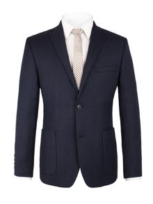 Limehaus Blue Donegal Jacket