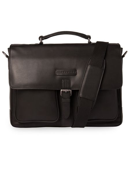 Alexandre of England Leather Briefcase