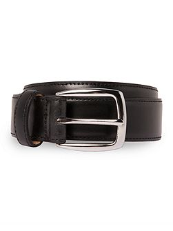 Boxed Leather Belt