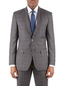 Aston & Gunn Clifton Check Jacket