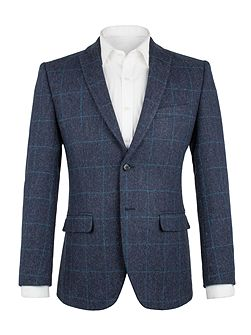 Walton Check Jacket