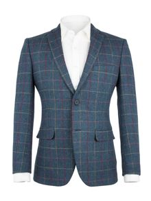 Aston & Gunn Brindle Check Jacket