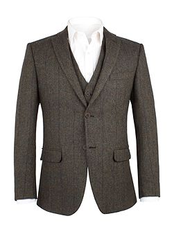 Bispham Donegal Check Jacket