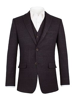Bolton Herringbone Jacket