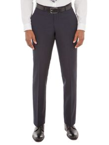 Alexandre of England Byward Navy Stripe Suit Trouser