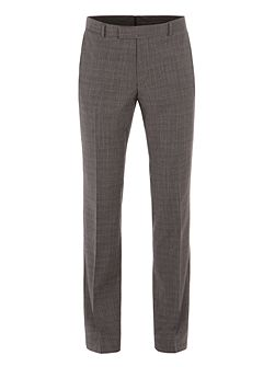 Gracechurch Charcoal Jaspe Suit Trouser