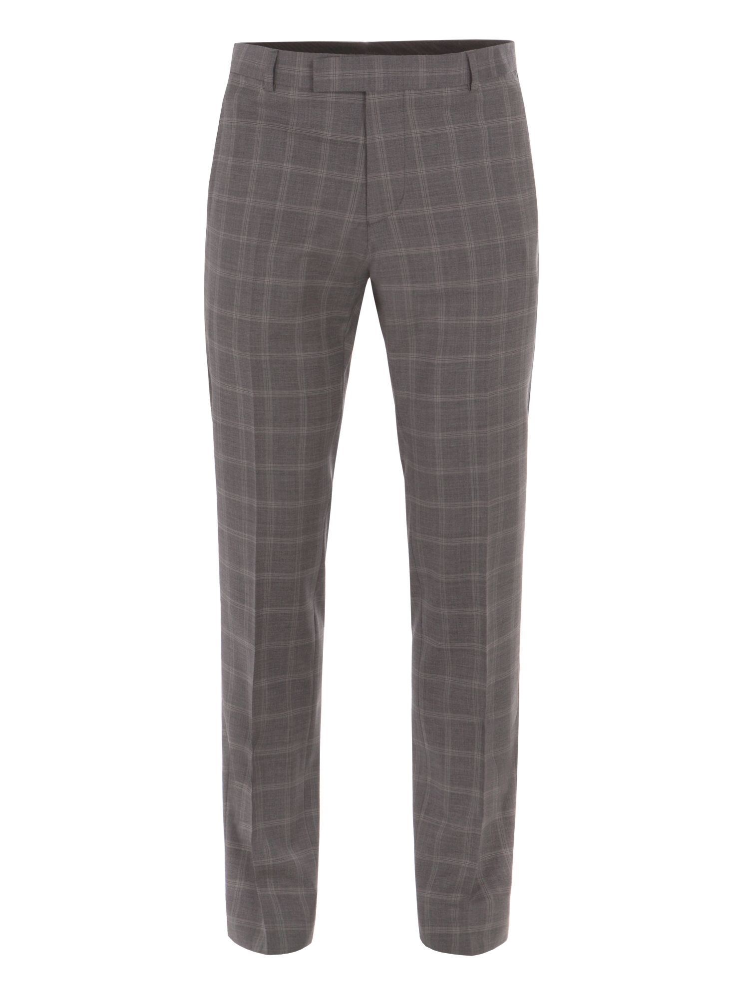 Alexandre of England Men's Alexandre of England Crosswall Grey Check Suit Trouser, Grey