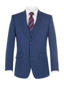 Aston & Gunn Lostock Blue Suit Jacket