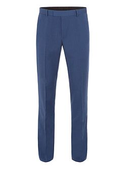 Lostock Blue Suit Trousers