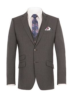 Thames Charcoal Suit Jacket