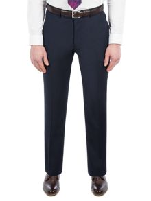 Pierre Cardin Edward Navy Birdseye Trousers