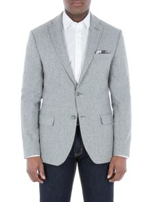 Alexandre of England Berwick Grey Speckle  Jacket