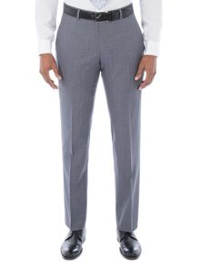 Alexandre of England Queenhithe Broken Check Trouser