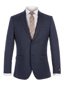 Alexandre of England Smithfield Blue Micro Suit
