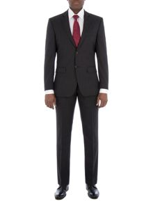 Alexandre of England Blackheath Charcoal Stripe Suit