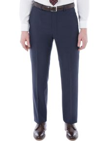 Aston & Gunn Weir Navy Trouser
