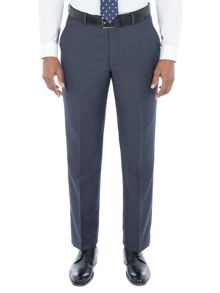 Pierre Cardin Stephen Blue POW Check Trousers