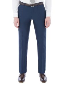 Racing Green Anton Blue Panama Suit Trouser