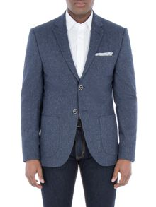 Racing Green Carberry Blue Speckle Jacket