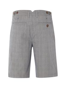 White Stuff Seamster check short