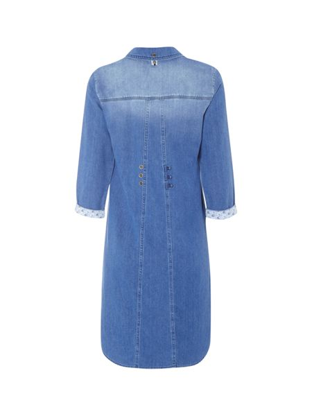 White Stuff Sabine Denim Shirt Dress