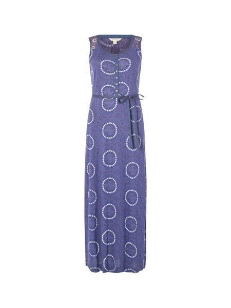 White Stuff Mexico City Jersey Maxi Dress