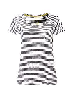 Willow Stripe Jersey Tee