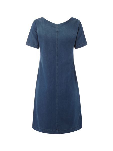 White Stuff Indigo Summer Dress