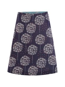 White Stuff Fluttering Reversible Skirt